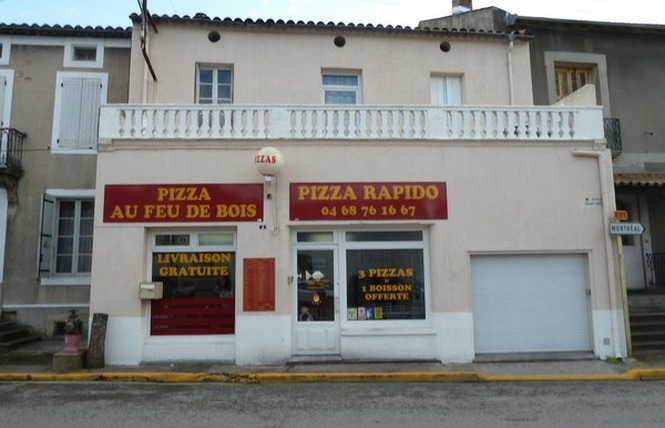 PIZZA RAPIDO 1 - Bram