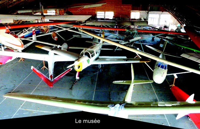 MUSEE D'AVIATION LEGERE DE LA MONTAGNE NOIRE 1 - Revel