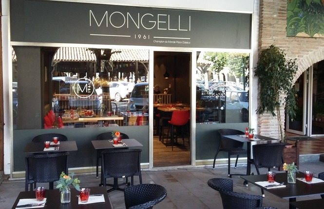 PIZZA MONGELLI 1 - Revel