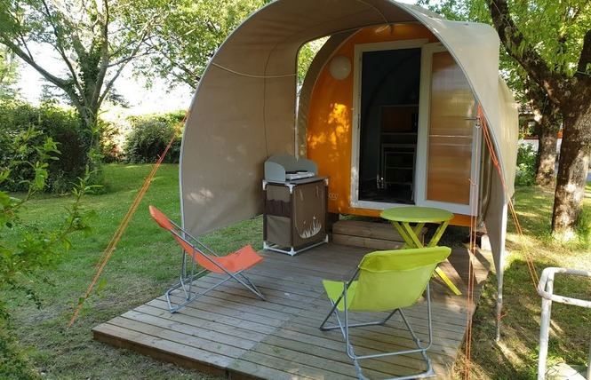 CAMPING DU MOULIN DU ROY 3 - Revel