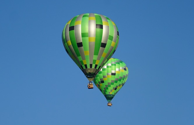ATMOSPH'AIR- MONTGOLFIERES OCCITANES 1 - Revel