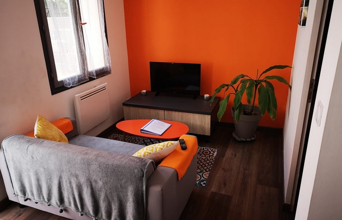 LES GITES DU BASSIN - APPARTEMENT ORANGE 1 - Castelnaudary