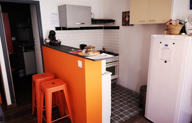 LES GITES DU BASSIN - APPARTEMENT ORANGE 3 - Castelnaudary